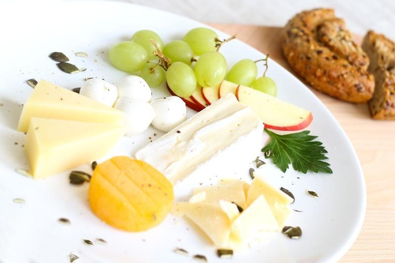 Smažená sýrová pomazánka