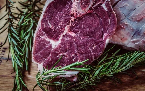 Šťavnatý steak