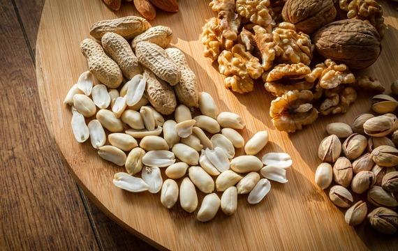 Ořechy pro dobrou náladu