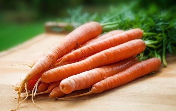 Vaříme s mrkví