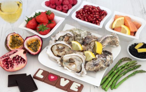 Valentýnská vášeň vkuchyni aneb afrodiziaka