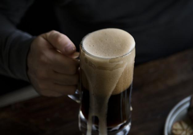 Bůček na pivu