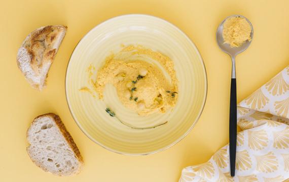 Hummus není humus