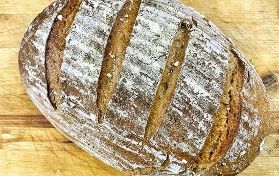 Ne náhodou mu říkáme boží dar - kváskový chleba