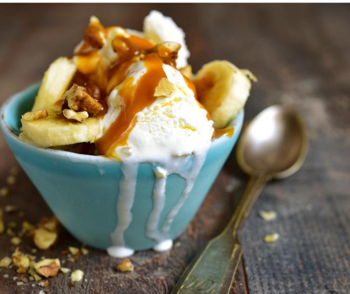 Lahodná banánová zmrzlina za 10 minut
