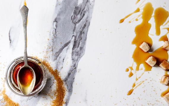 Jak vytvořit krásné karamelové dekorace