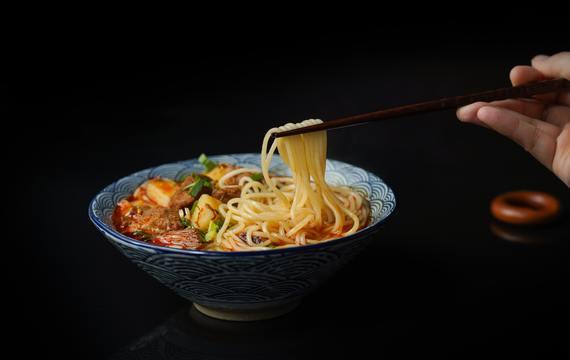 Ramen - tradiční japonská polévka