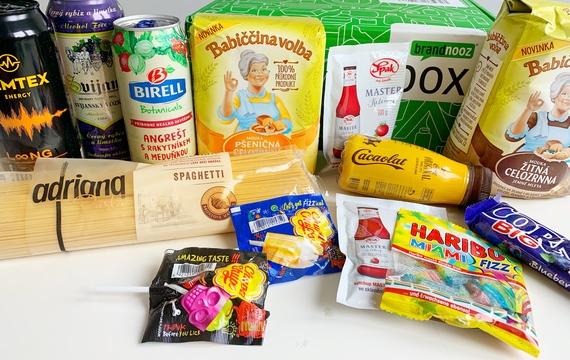 Nový Brandnooz box plný vymazlených specialit