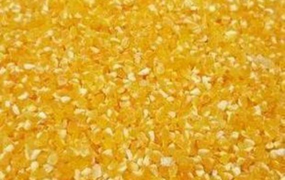 Drcená kukuřice