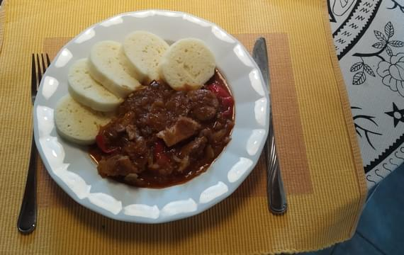 Székelský (segedinský) guláš