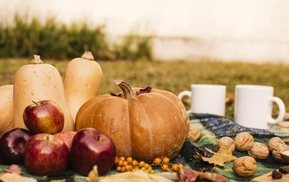 Podzimní dýňové video-inspirace
