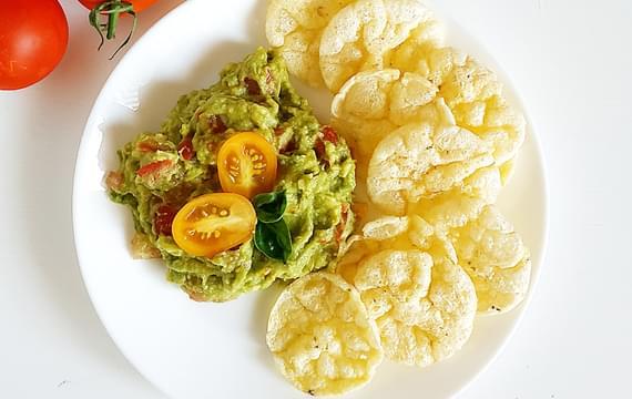 Jednoduché guacamole