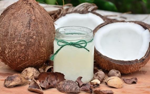 Využití kokosového oleje v kuchyni