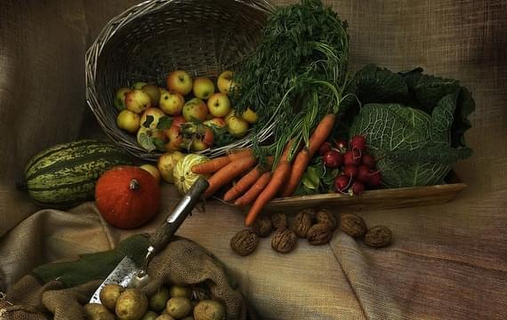 5 potravin, které vám nesmí chybět na podzimním stole