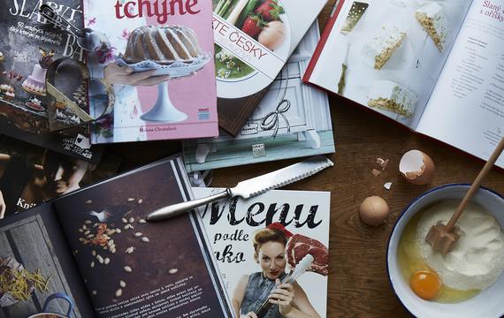 Skvělí pomocníci v kuchyni od nakladatelství Smart Press (1.díl)