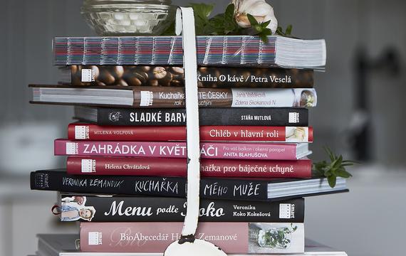 Skvělí pomocníci v kuchyni od nakladatelství Smart Press (2.díl)