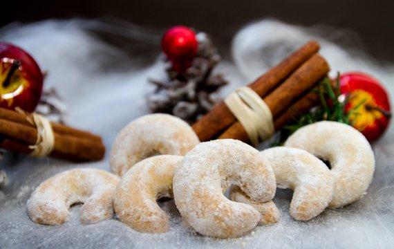 Nejoblíbenější vánoční cukroví? Prozradíme vám 4 druhy, bez kterých se Vánoce neobejdou!