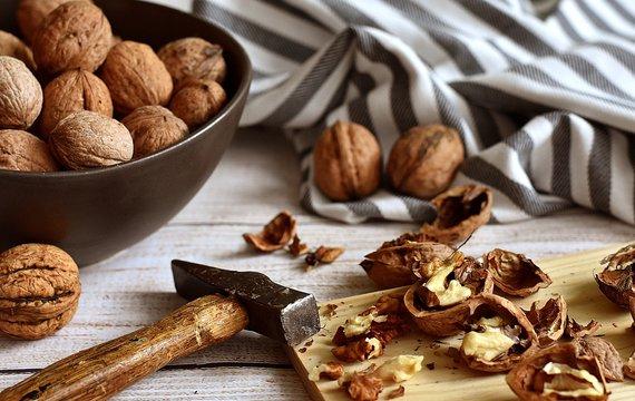 Vlašské ořechy: Potravina, která rozhodně stojí za vaši pozornost
