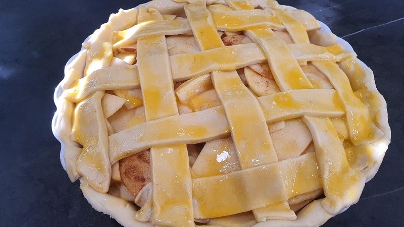 Klasický jablečný páj podle Apetitu