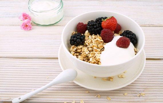 Potraviny, které nakopnou každé unavené tělo