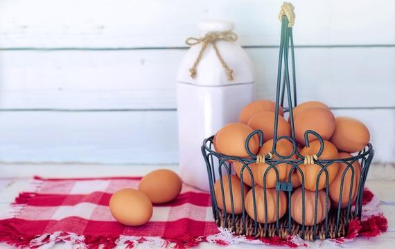 Proč jíst vejce aneb pryč se zastaralými mýty o jejich škodlivosti