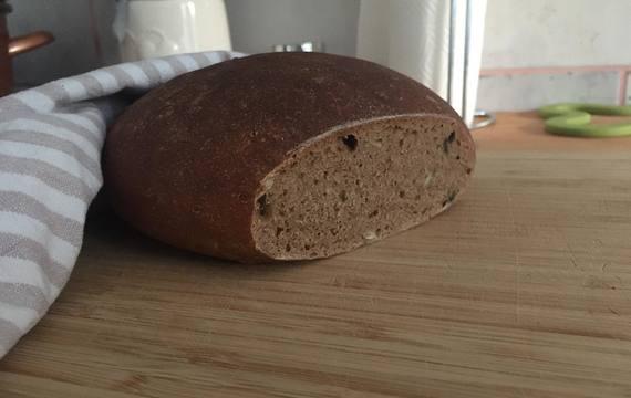 Kváskový základní chléb