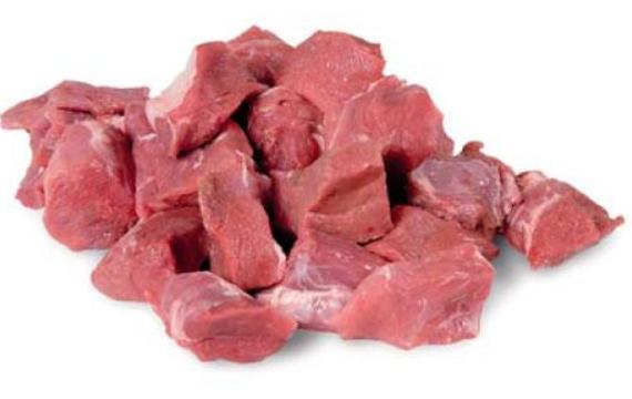 Kančí maso na guláš