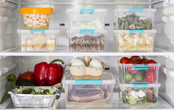 Jak zajistit zdravé skladování potravin?