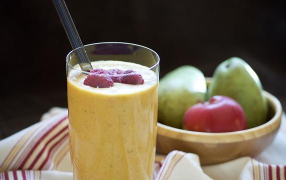Broskvové smoothie