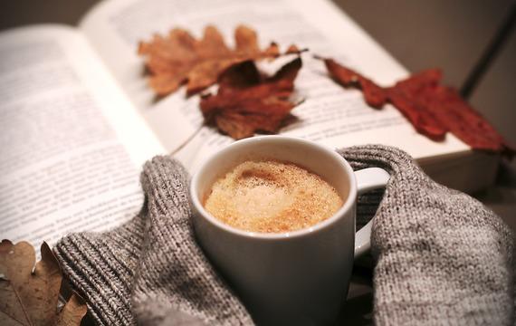 Káva pro zahřátí