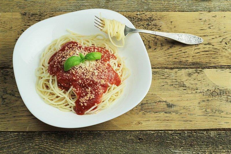 Amatriciánské špagety