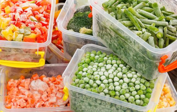 Které potraviny se hodí zamrazit? A jak správně postupovat?