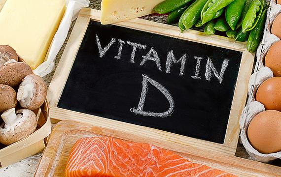Vitamin D je důležitý pro ochranu lidského organismu, kde ho najdeme?