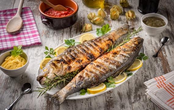 4 důvody, proč do svého jídelníčku zařadit ryby