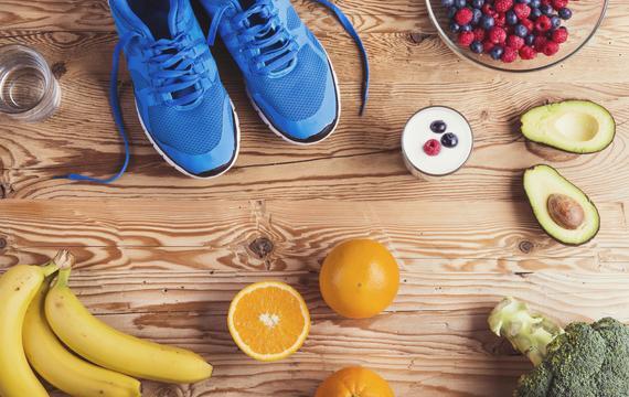 Co jíst/nejíst před běháním