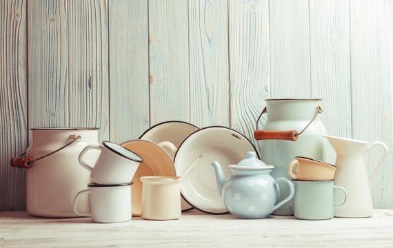 3 důvody, proč si zamilujete smaltované nádobí