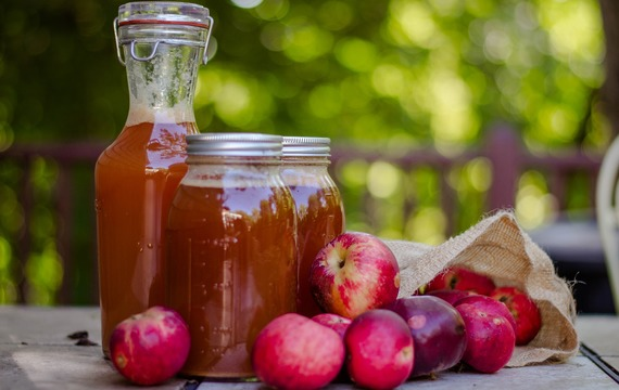 Jablečný mošt pasterizovaný