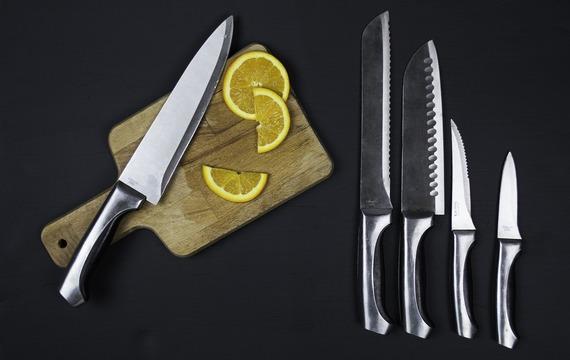 3 způsoby, jak nabrousit nože