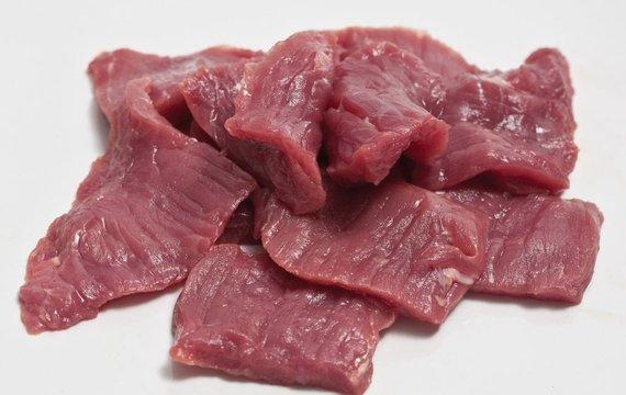 Pštrosí maso