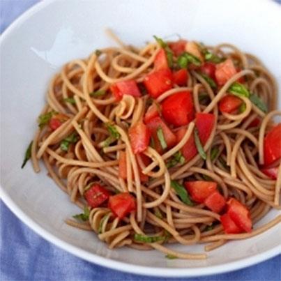 Letní špagety
