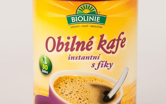 Instantní káva bez kofeinu